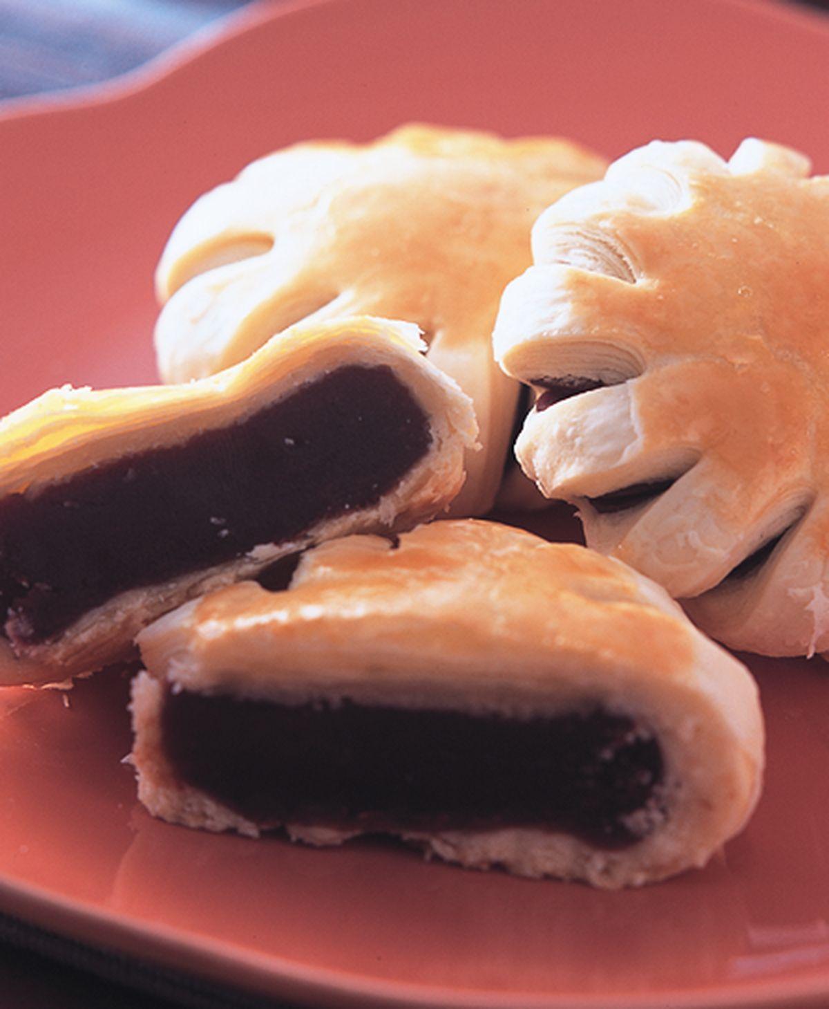 食譜:豆沙酥餅