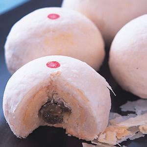 梅子小月餅