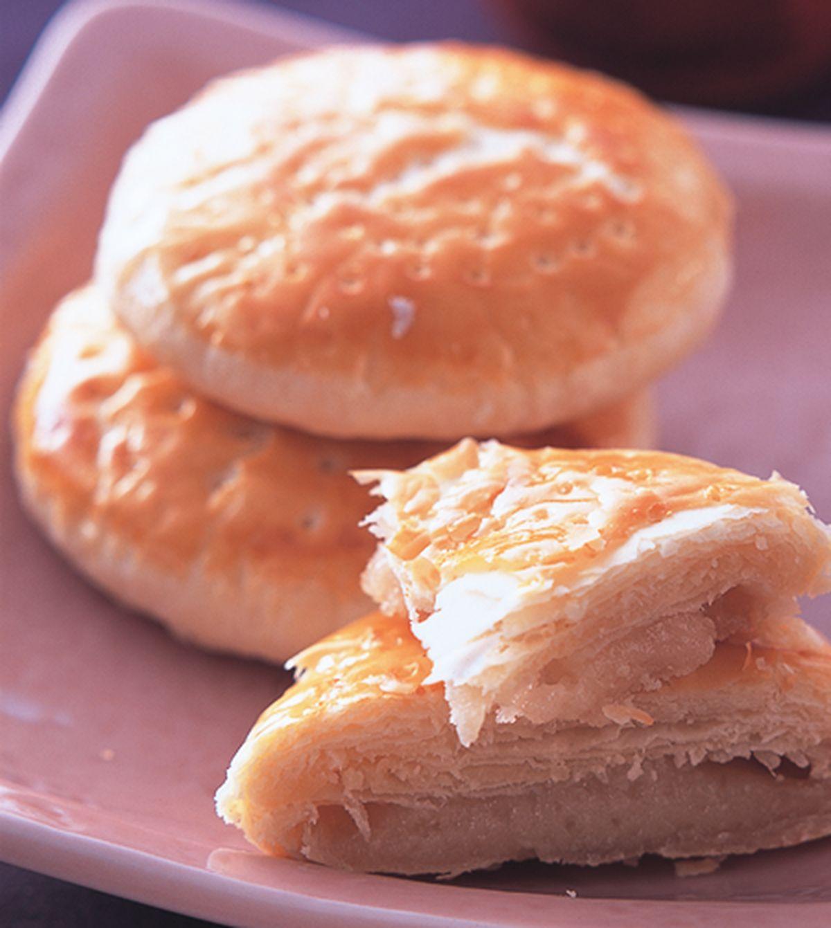 食譜:老婆餅
