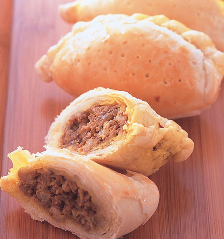 食譜:咖哩餃(1)