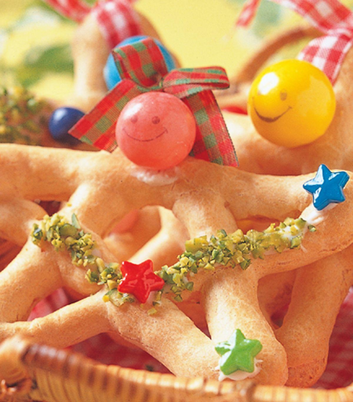 食譜:聖誕圈
