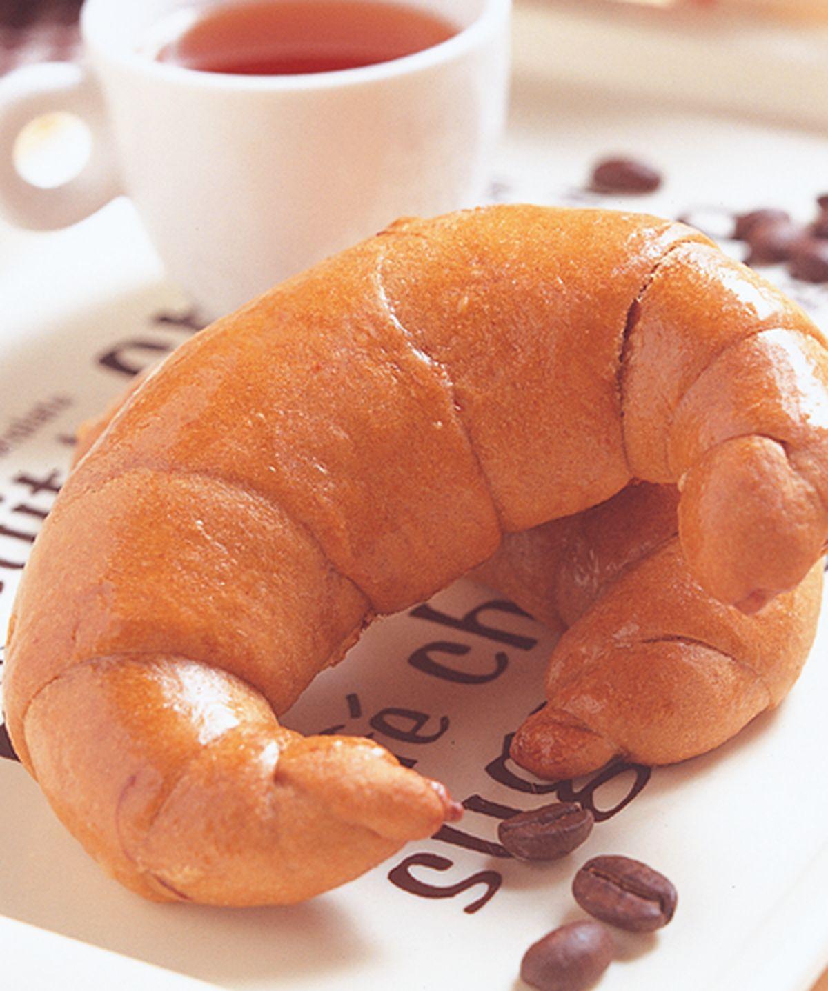 食譜:咖啡奶酥牛角麵包