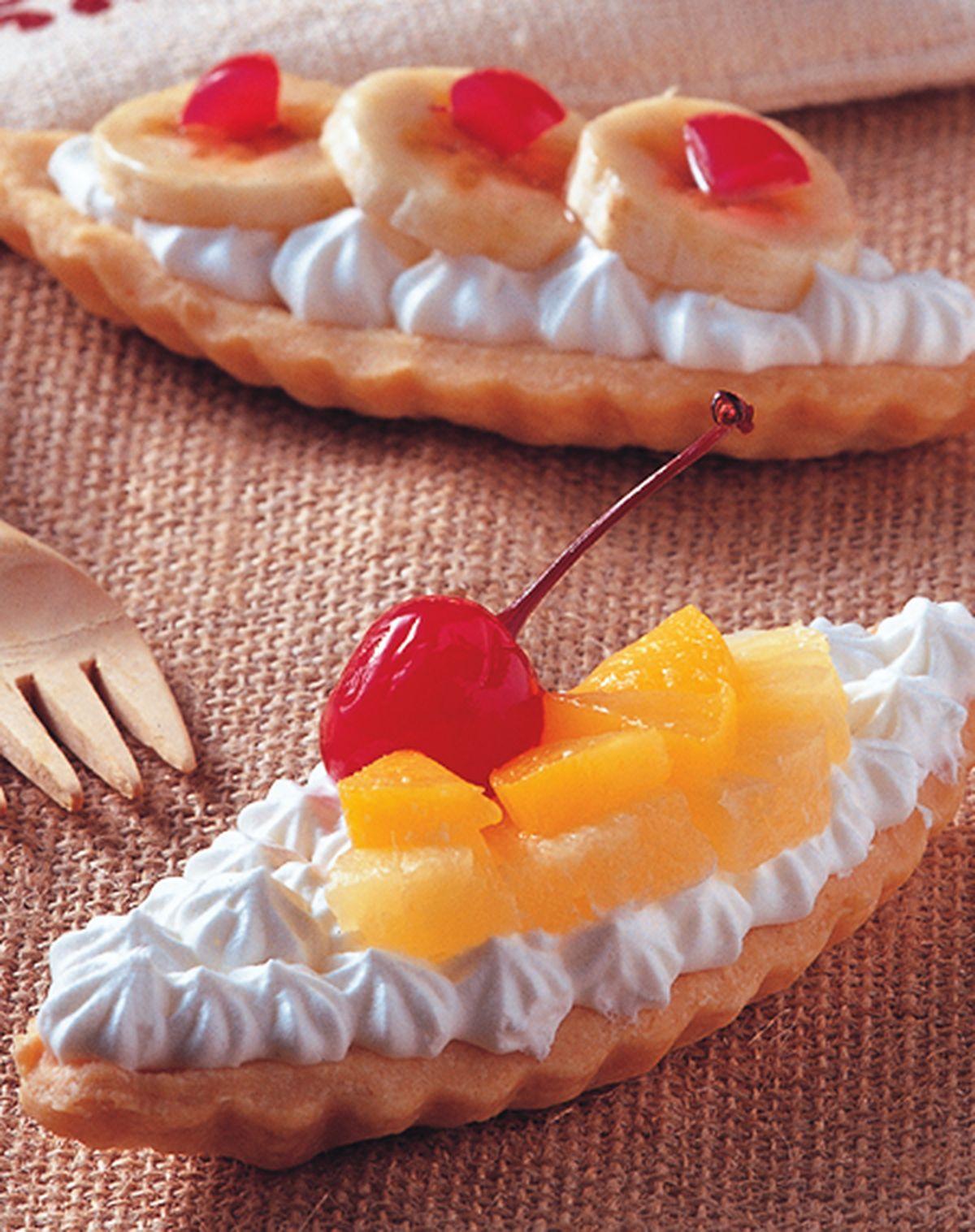 食譜:什錦水果塔