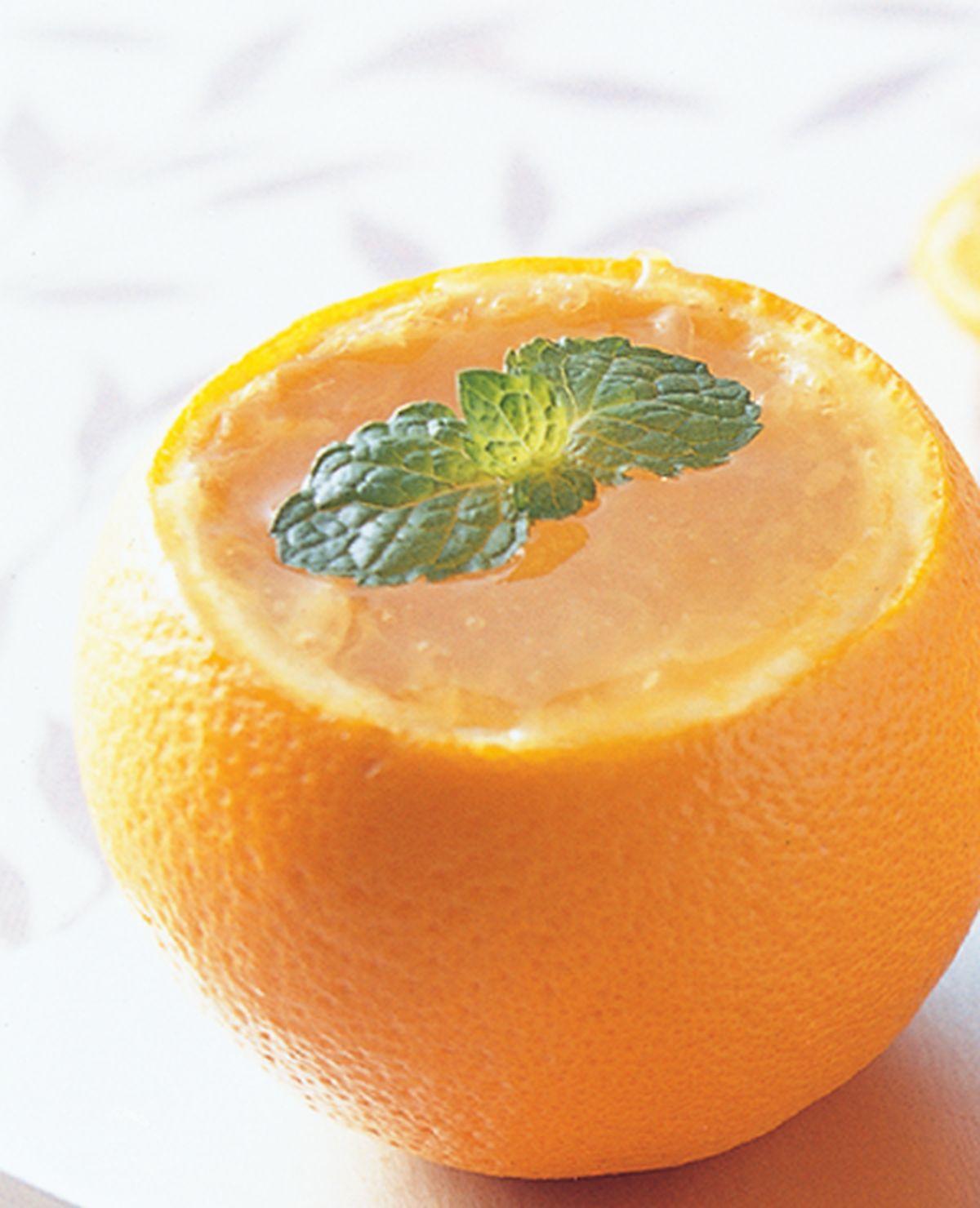 食譜:柳橙果凍(1)