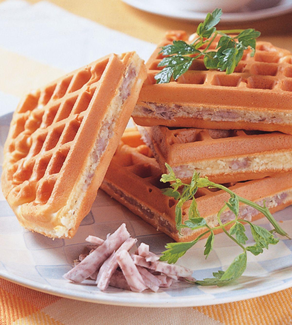 食譜:美式芋香鬆餅