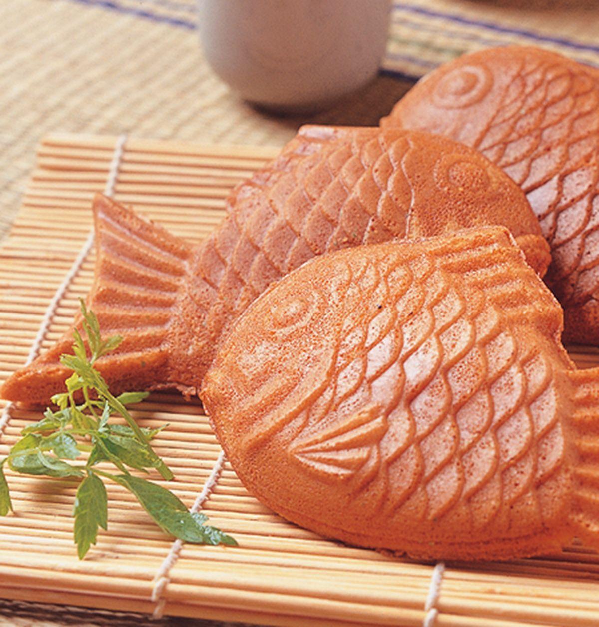 食譜:鯛魚鬆餅
