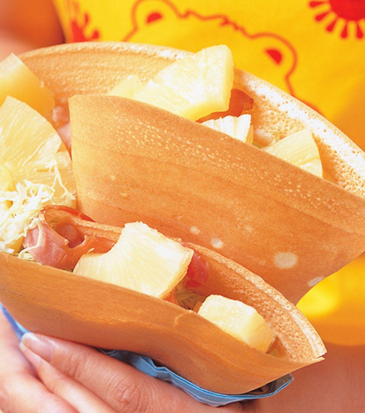 食譜:夏威夷可麗餅