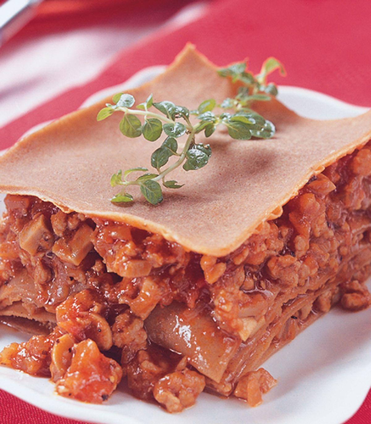食譜:蕃茄肉醬千層可麗餅