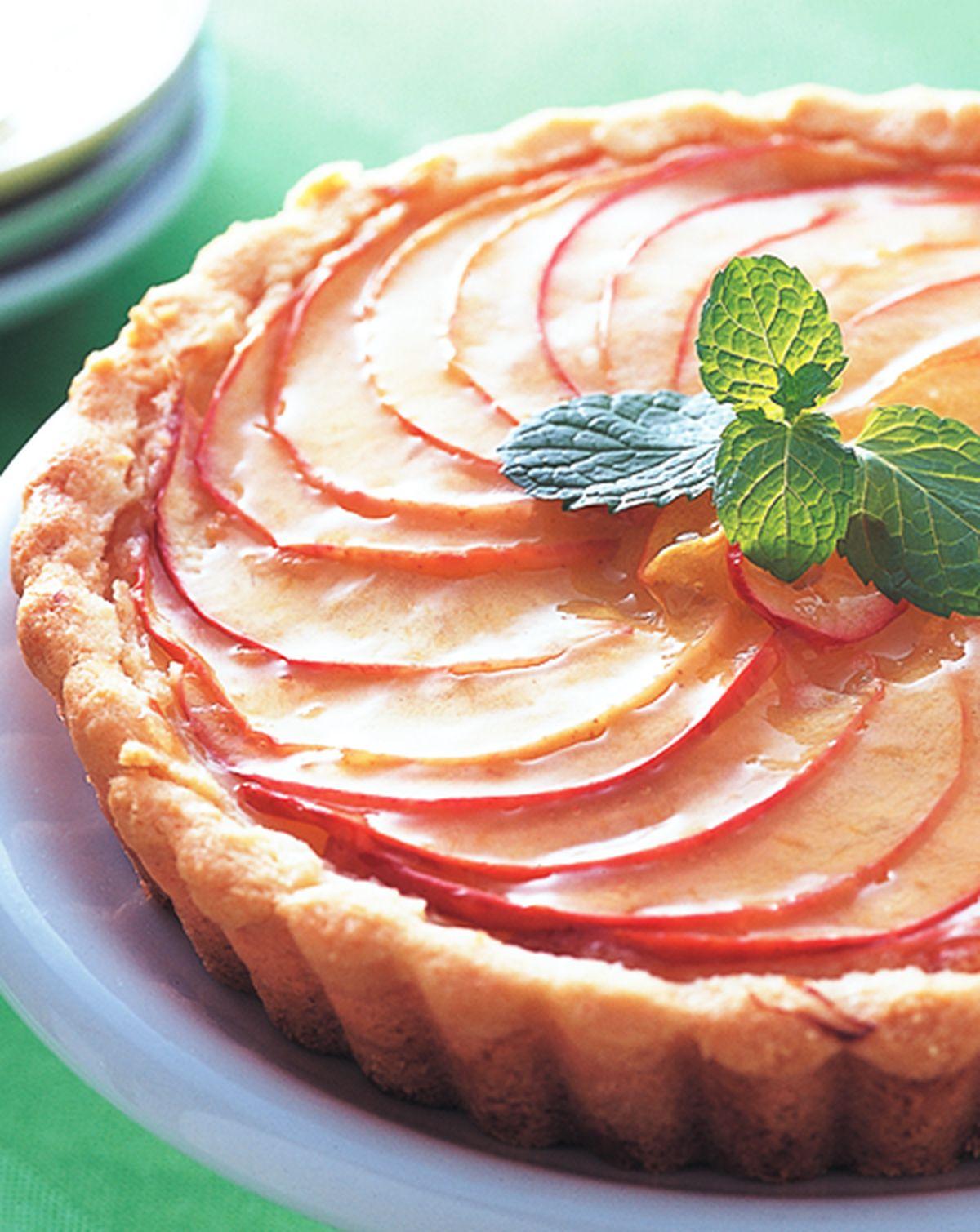食譜:蘋果塔(1)