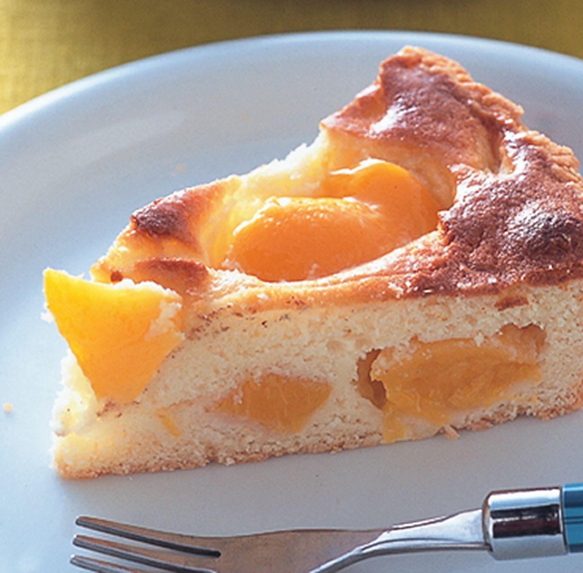 食譜:杏桃塔