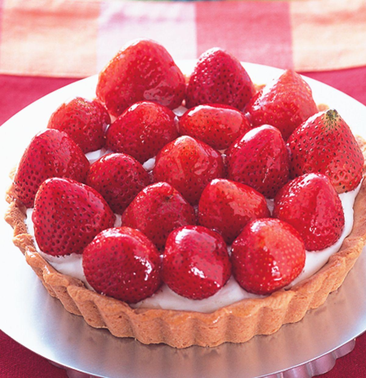 食譜:草莓塔(1)