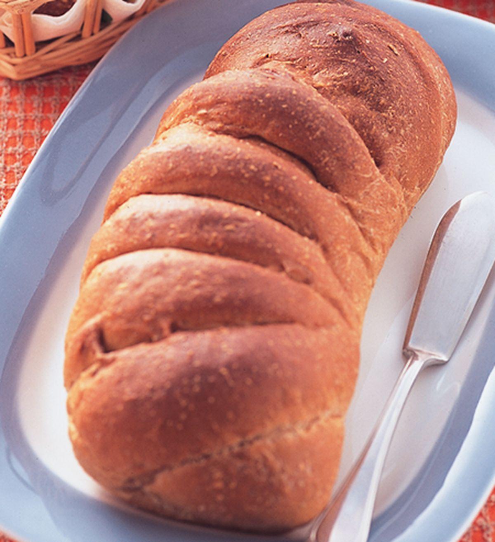 食譜:優格蕎麥麵包