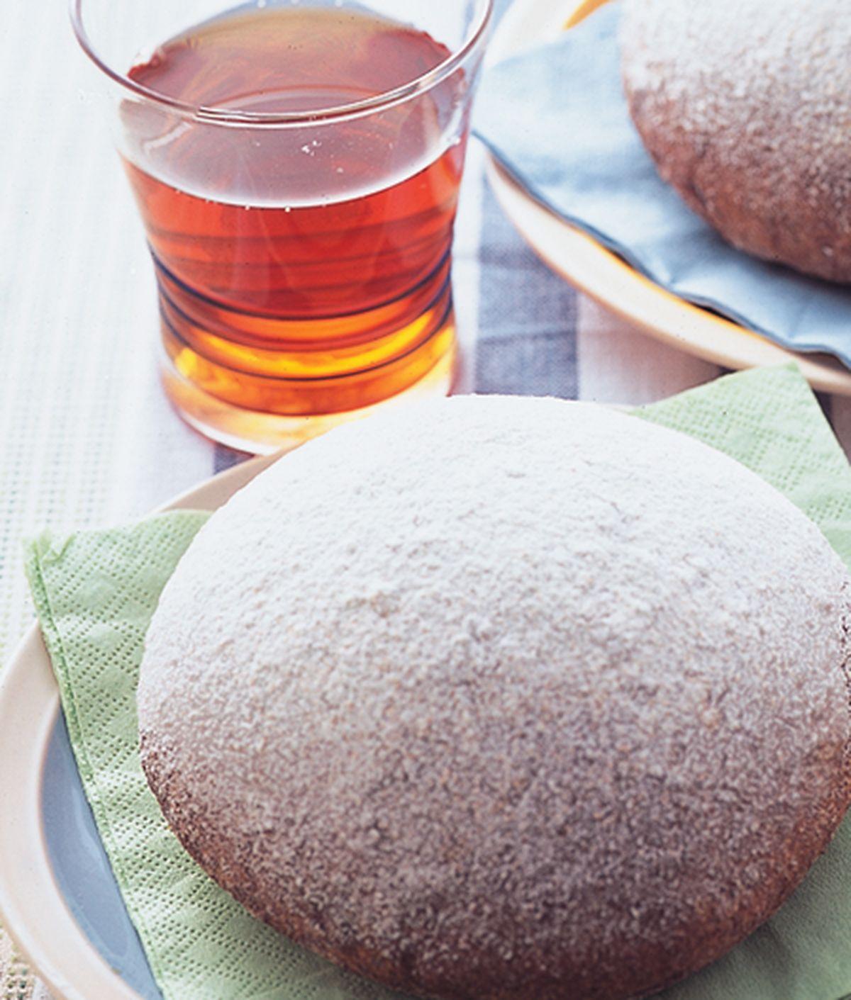 食譜:蜂蜜黑麥麵包