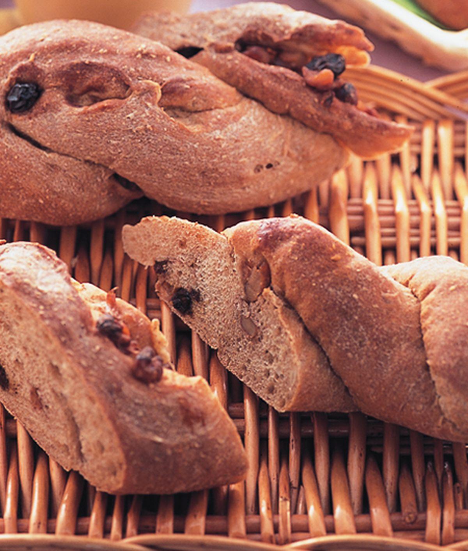 食譜:辮子麵包