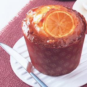 鄉村香橙重奶油蛋糕