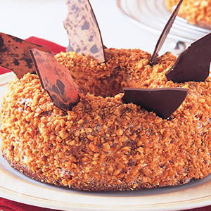 諾瓦拉杏仁蛋糕