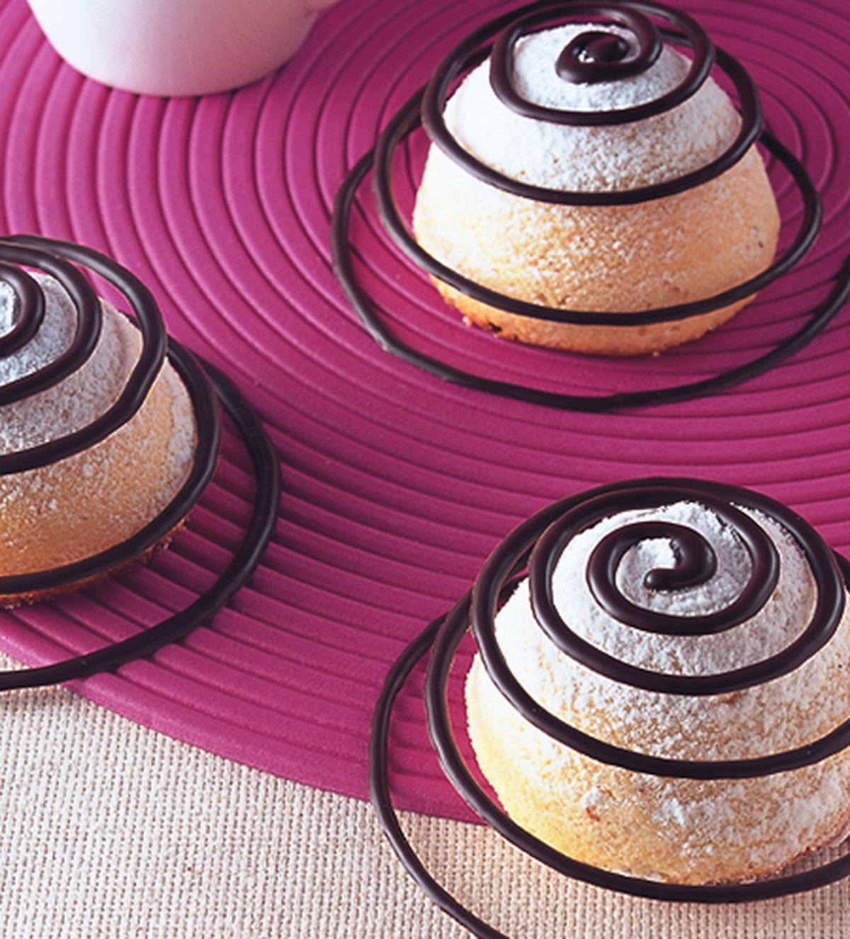 食譜:帕菲戚風蛋糕