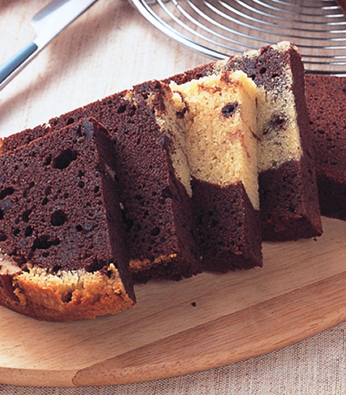 食譜:巧克力楓糖蛋糕