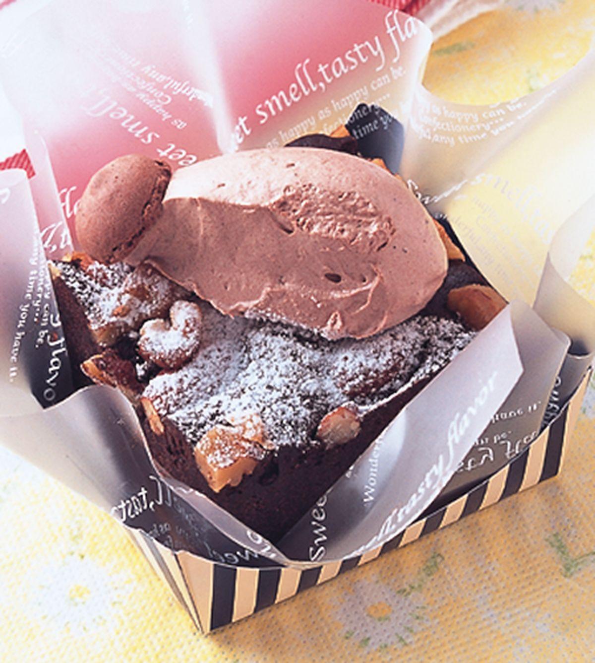食譜:多立夫純巧克力蛋糕