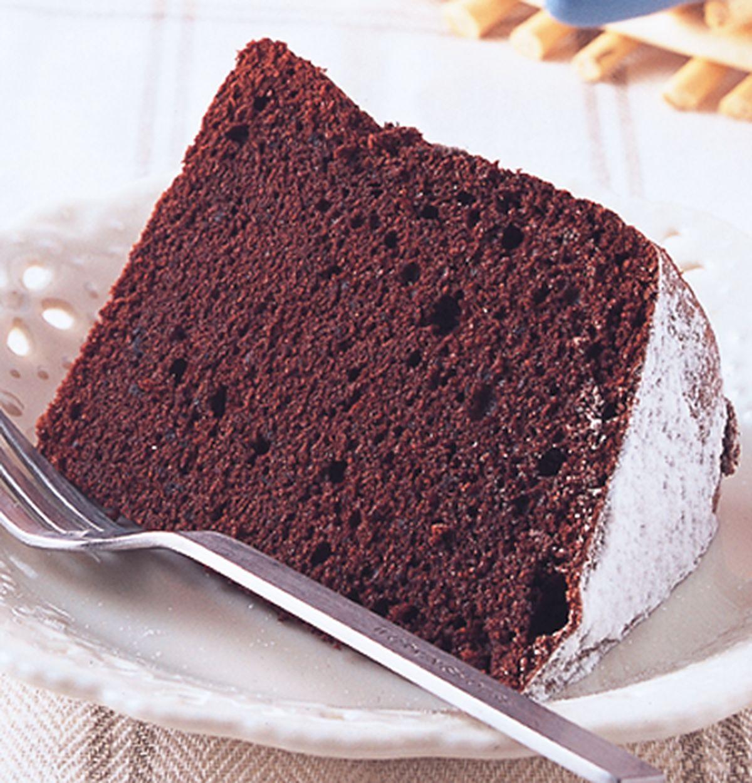 食譜:修格拉熱巧克力蛋糕