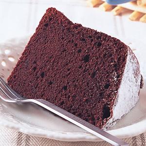 修格拉熱巧克力蛋糕