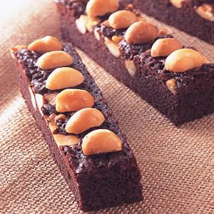 布朗尼巧克力蛋糕