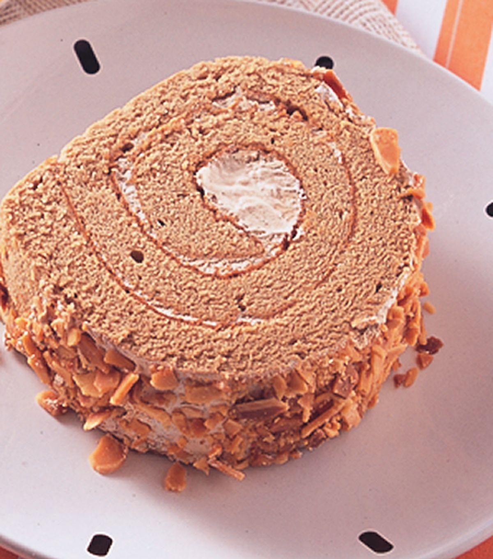 食譜:摩卡莉莉安戚風蛋糕