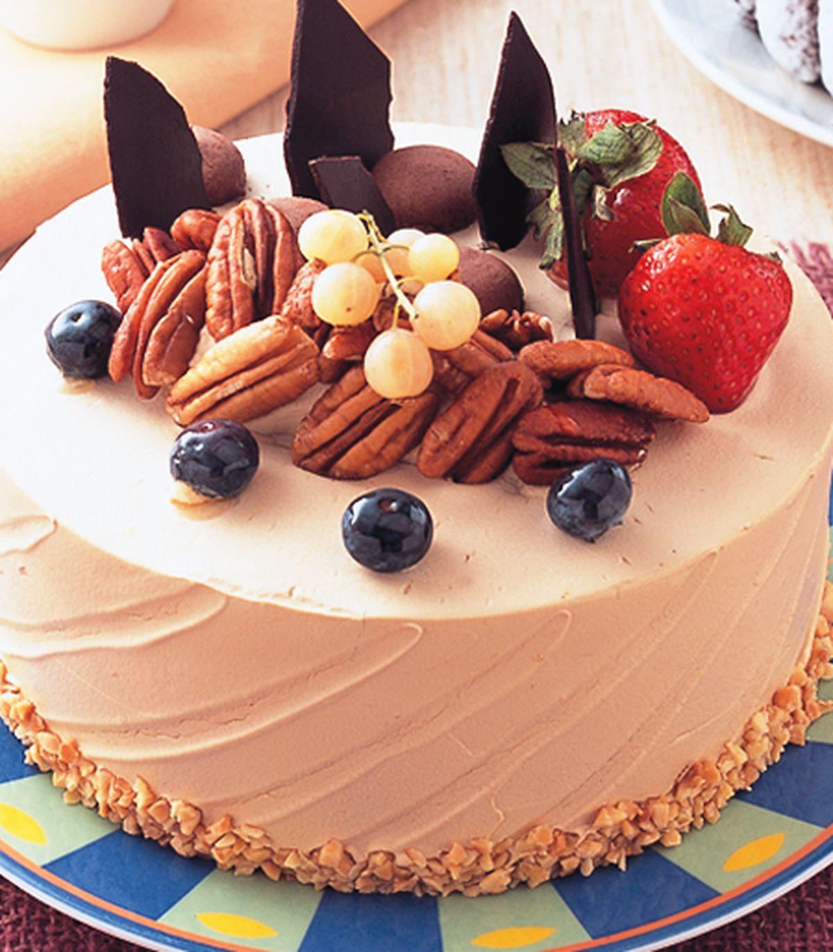 食譜:摩卡丁都拉圖蛋糕
