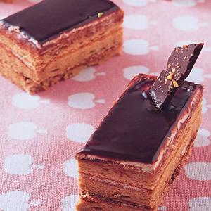 娜塔亞榛果戚風蛋糕