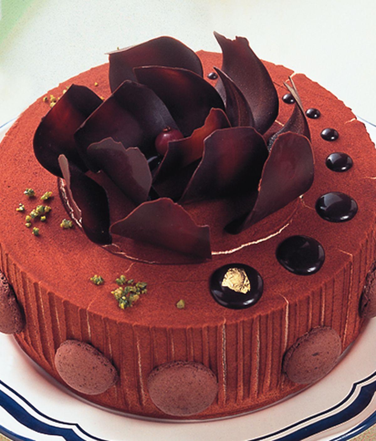 食譜:維也娜沙哈蛋糕