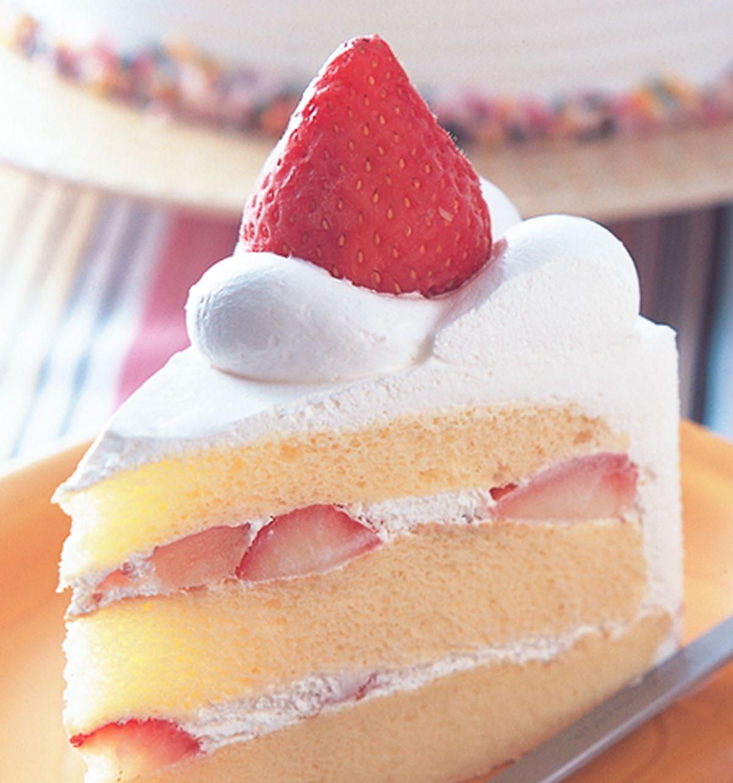 食譜:草莓蛋糕