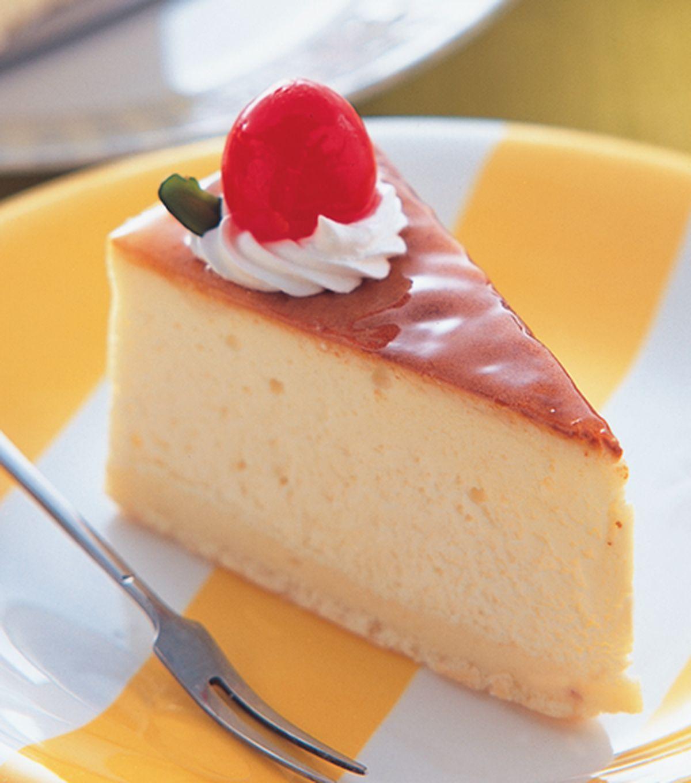 食譜:原味乳酪蛋糕