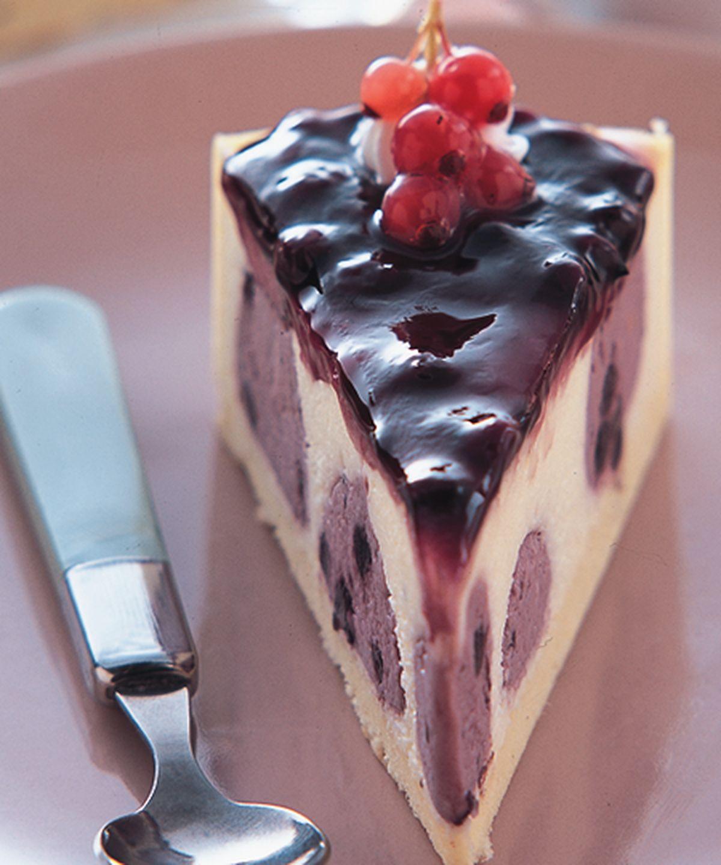 食譜:藍莓起司蛋糕