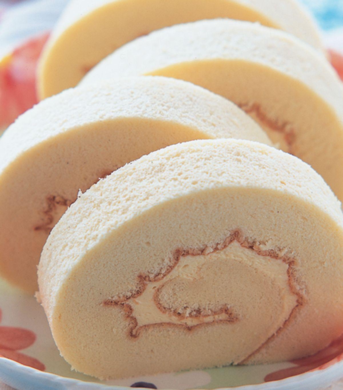 食譜:檸檬奶油瑞士卷