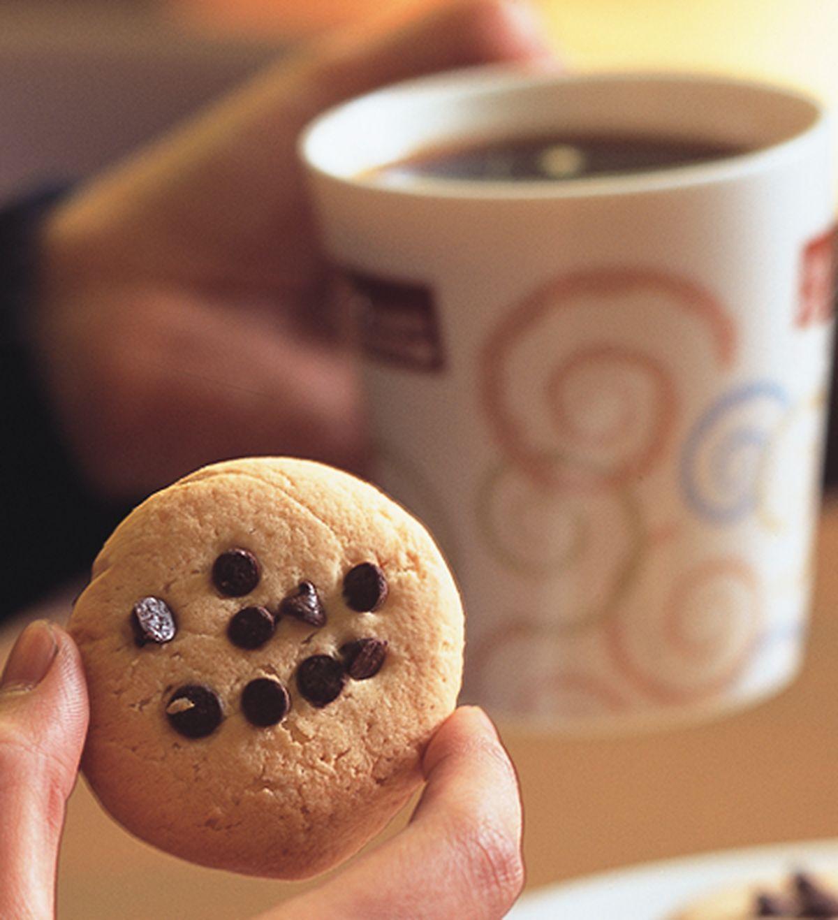 食譜:巧克力豆餅乾(1)