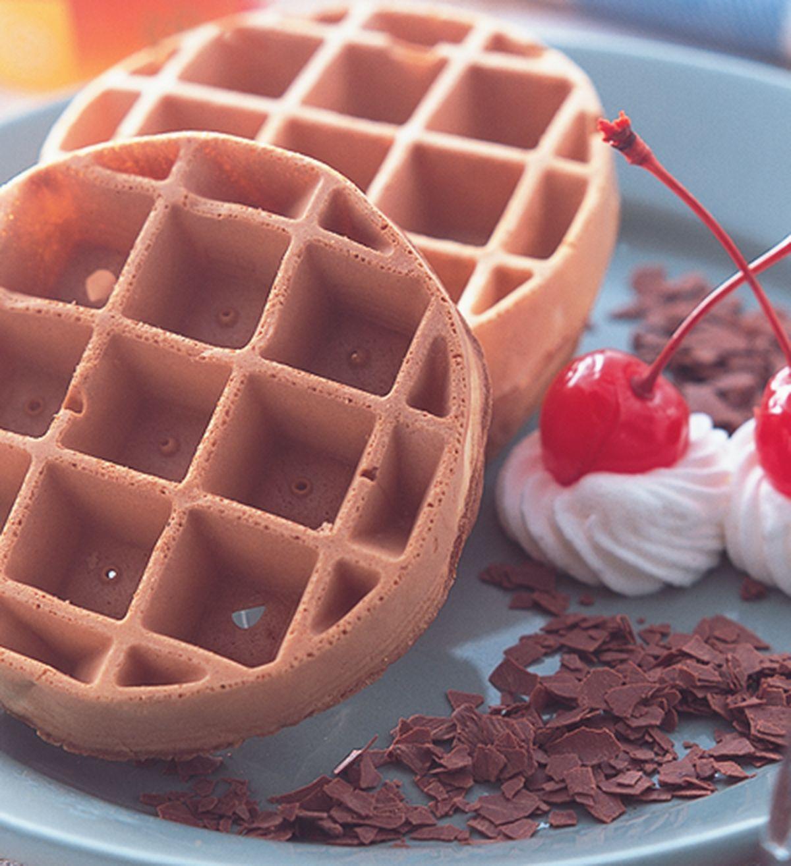 食譜:蜂蜜鬆餅