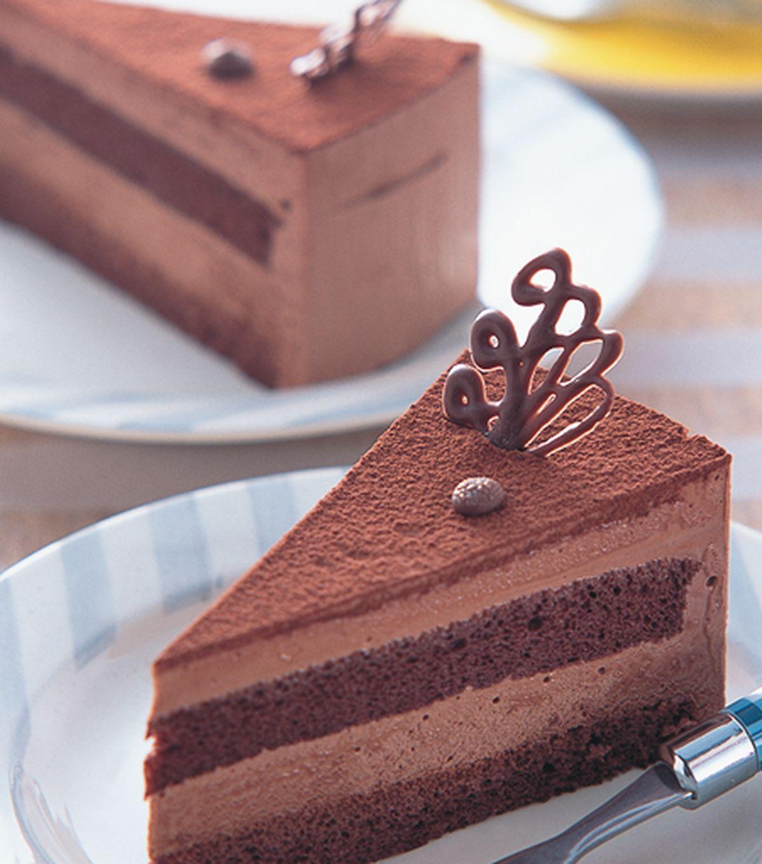 食譜:瑞士巧克力慕斯