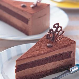 瑞士巧克力慕斯