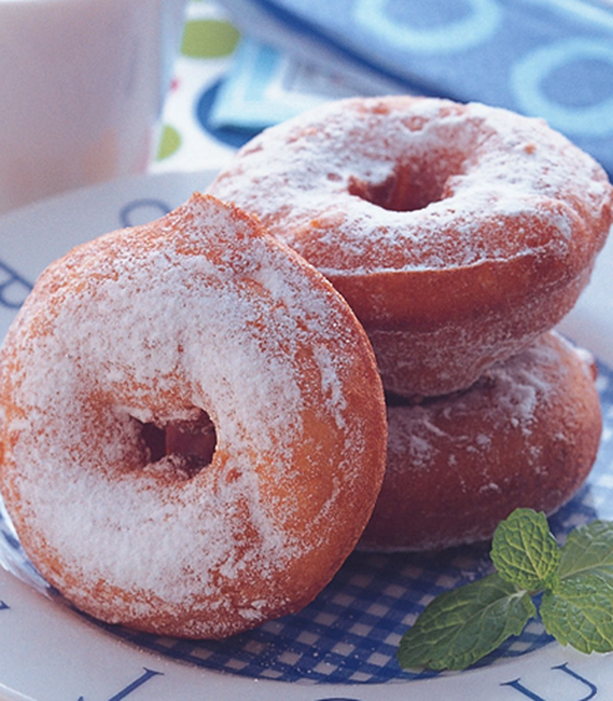 食譜:甜甜圈