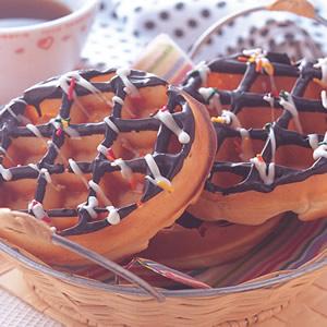 巧克力鬆餅(1)
