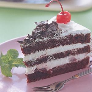 黑森林蛋糕(3)