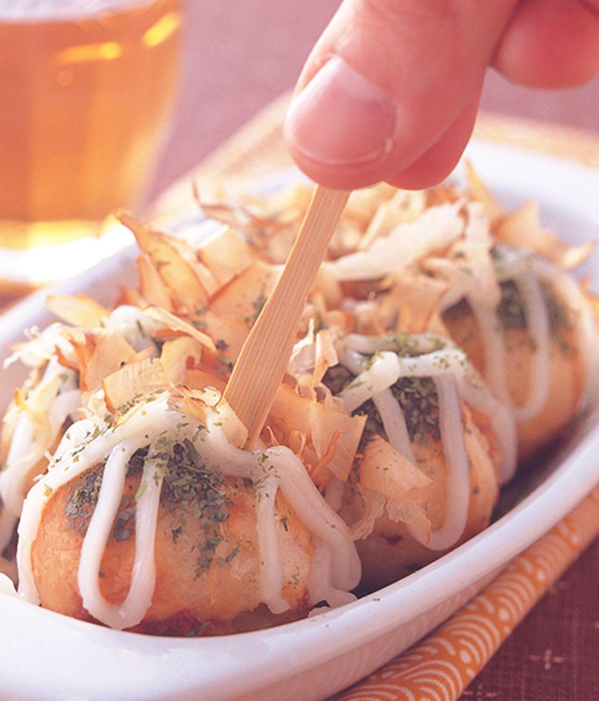 食譜:章魚燒(3)