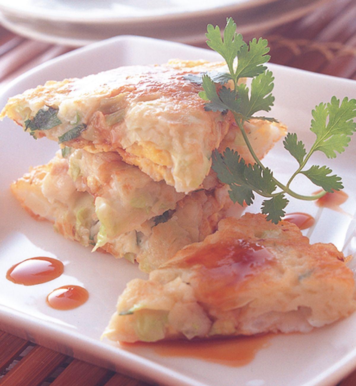 食譜:蔬菜煎餅