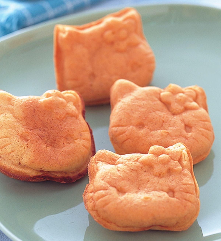 食譜:胡蘿蔔雞蛋糕