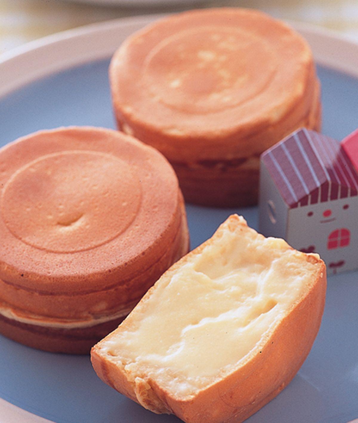 食譜:奶油乳酪車輪餅
