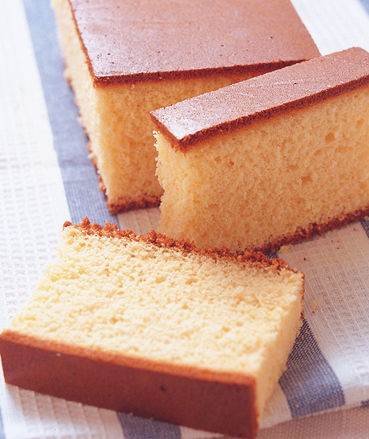 食譜:長崎蜂蜜蛋糕