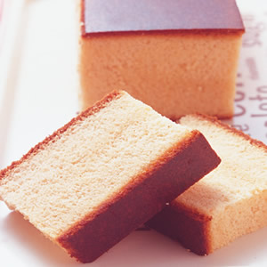 咖啡蜂蜜蛋糕