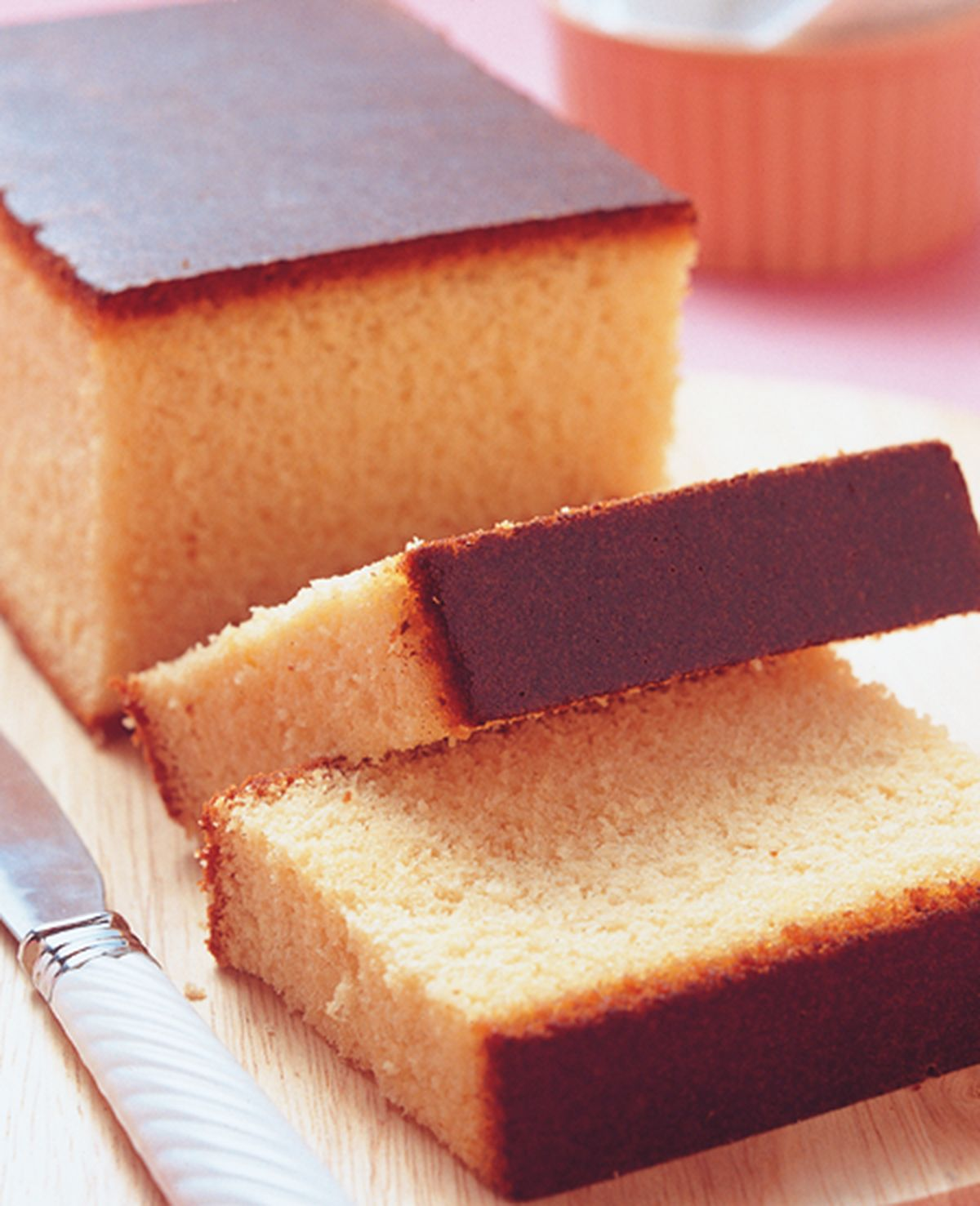 食譜:黑糖蜂蜜蛋糕