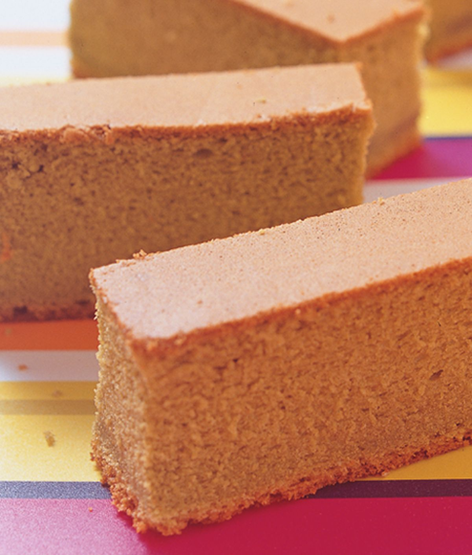 食譜:抹茶蜂蜜蛋糕(1)