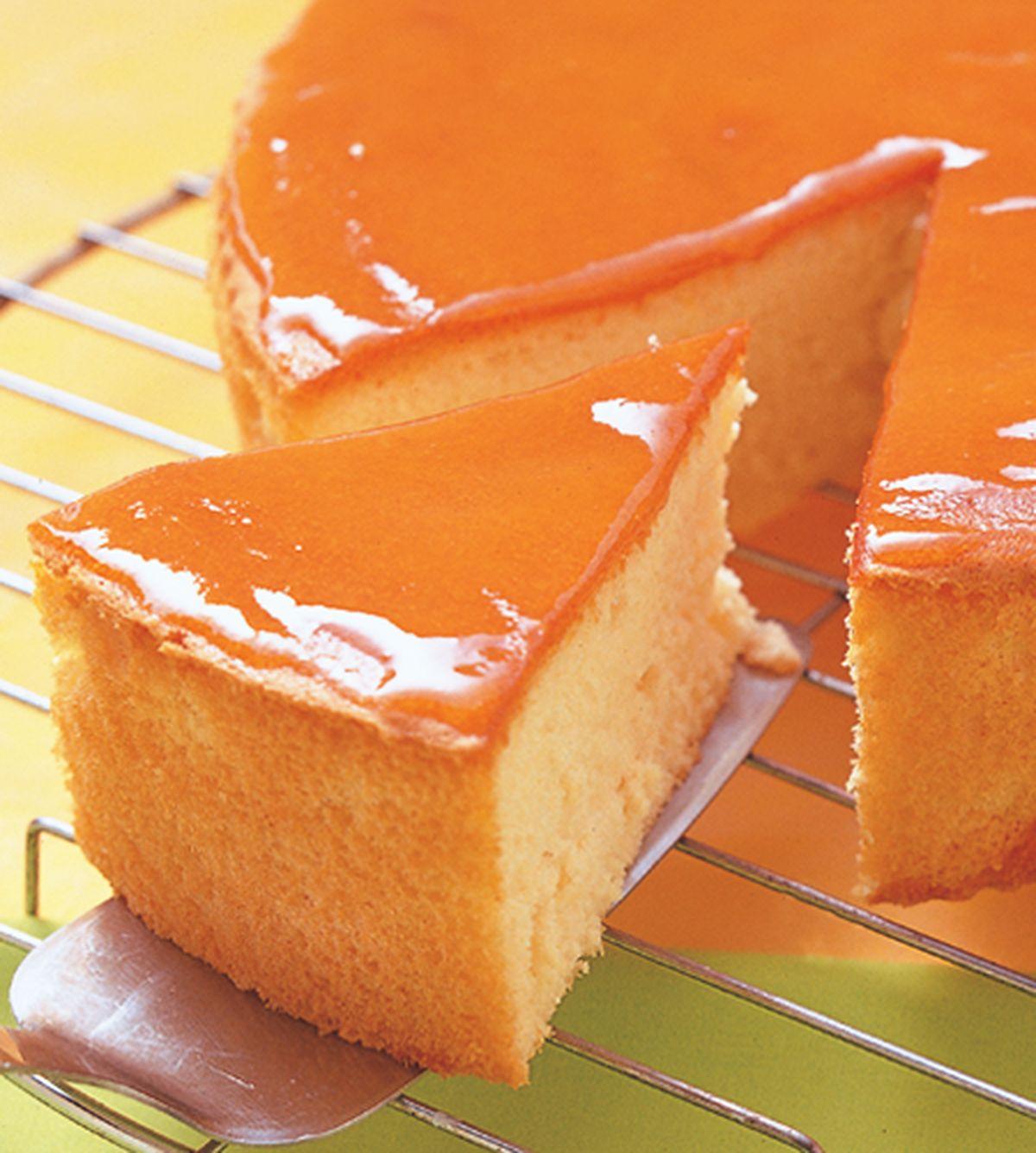 食譜:芒果蜂蜜蛋糕